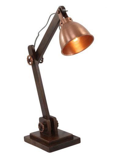 industriele_houten_bueaulamp_met_koperen_kap