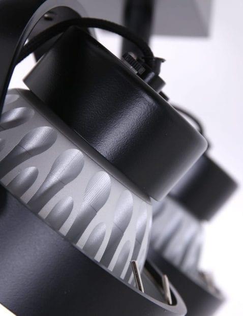 kantelbare-spotjes-zwart-led