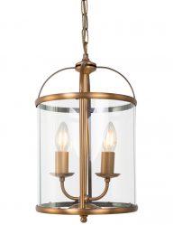 klassieke-hanglamp-steinhauer-2-lichts-bronskleurig