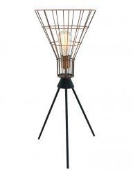kooi-tafellamp-brons-zwart-draadlamp