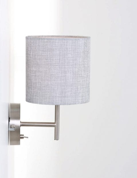 landelijk_wandlampje_grijze_lampenkap