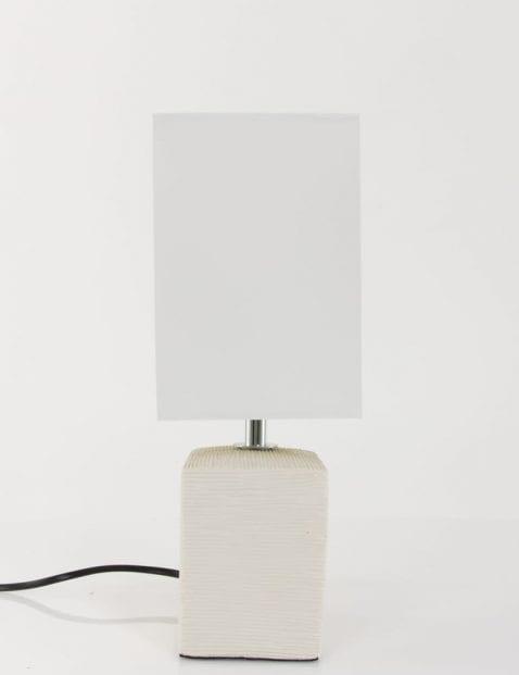 landelijke-rechthoekige-tafellamp-wit-creme