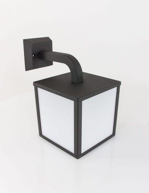 lantaarnlampje-modern-zwart