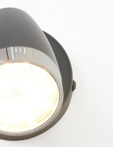 led_wandlamp_antraciet_chroom