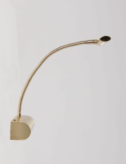 leeslampje-muur-messing
