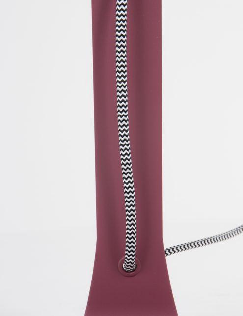 leitmotive-barefoot-fuchsia-bureaulamp