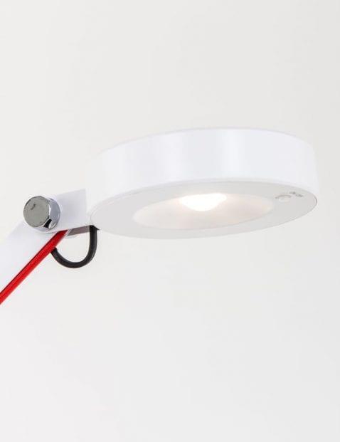 moderne-bureaulamp-verstelbaar-wit-met-rood