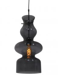 moderne-hanglamp-glas-rookglas