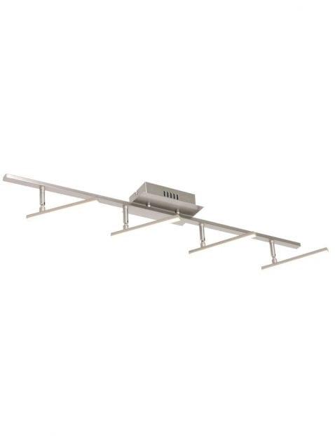 moderne-plafondlamp-kantelbaar-staalkleurig