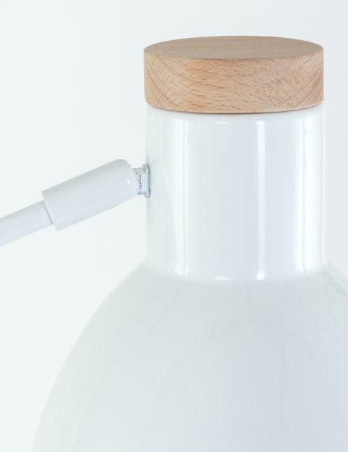 moderne-vloerlamp-wit-met-hout