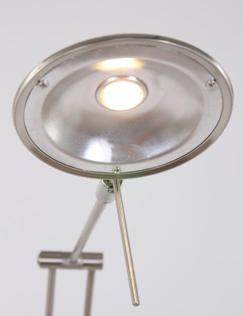 moderne_vloerlamp_staalkleurig_dimbaar_led