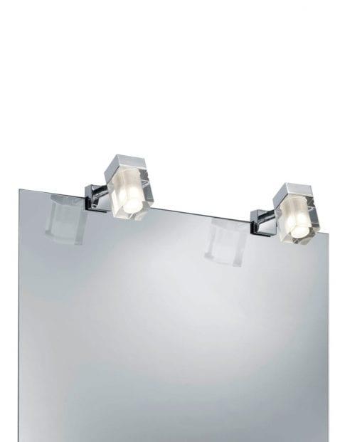 muurlampje-badkamer-chroomkleurig