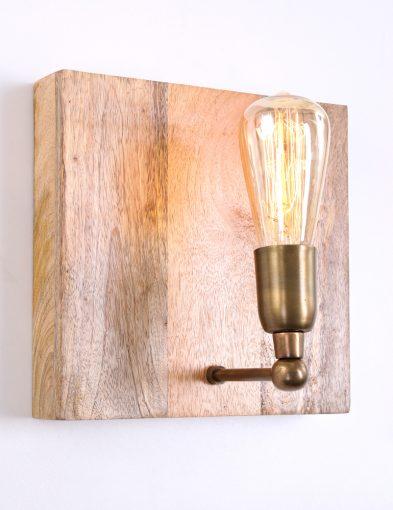 muurlampje-hout-metaal-brons