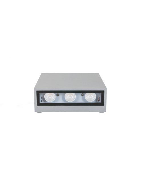 muurlampje-vierkant-stijlvol-drie-lichtbronnen