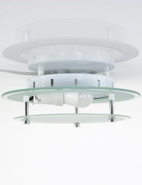 plafondlamp-chroom