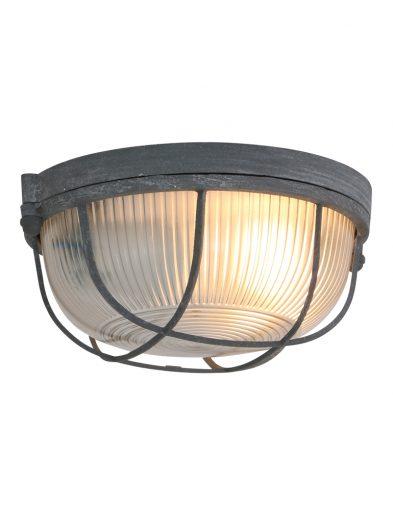 plafondlamp-industrieel-robuust-verweerd-grijs-betonlook-rooster