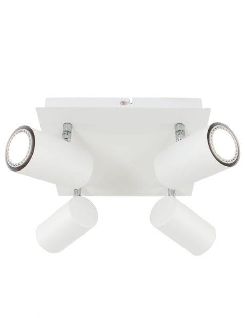 plafondlamp-vierlichts-wit-modern