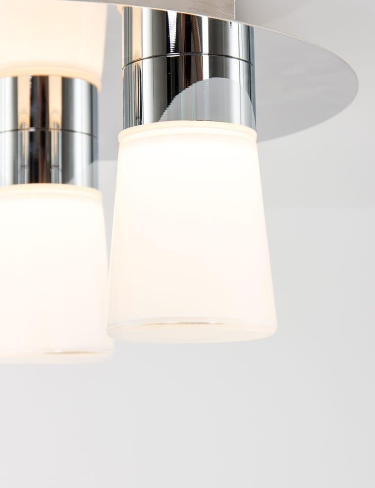 LED badkamerlamp Trio Leuchten plafondlamp, Directlampen.nl