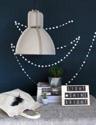 pulpfiction grijze ecovriendelijke hanglamp