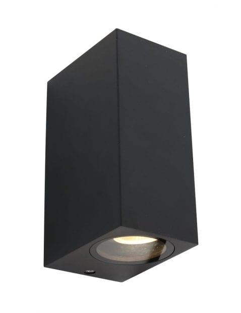 rechthoekige-wandlamp-zwart