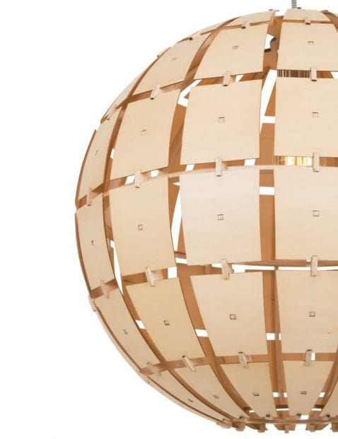 ronde-bollamp-hout