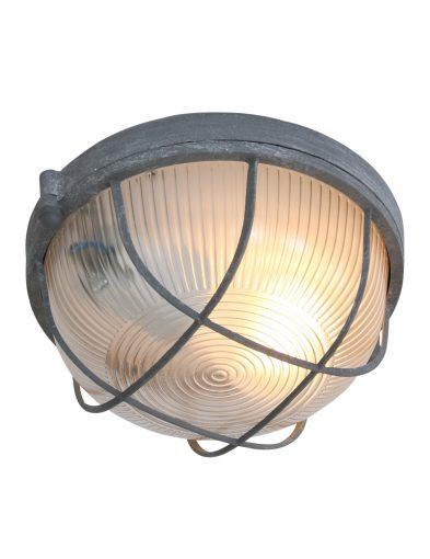 ronde-plafondlamp-raster-grijs