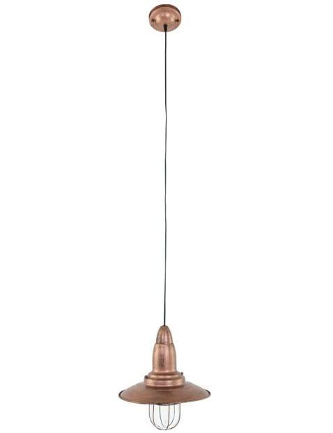 rosekleurige-fisherman-hanglamp-trio-leuchten