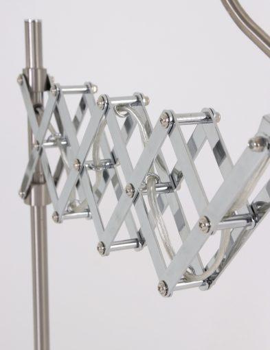 schaarmechanisme-bureaulamp-staalkleurig-verstelbare-lamp