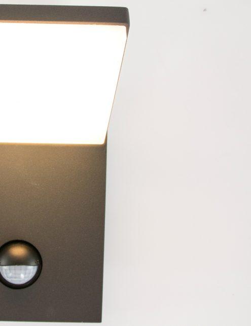 sensor-tuinlamp-muurlamp