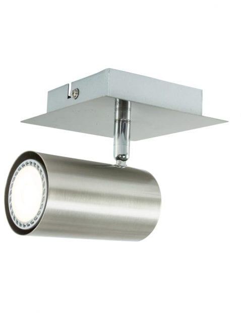 spotje-verstelbaar-staal-rond