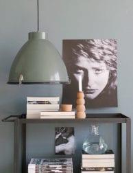 stacey groene hanglamp stoer