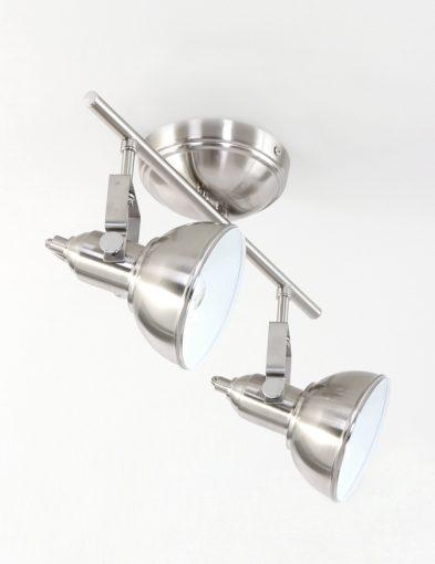 stalen-spot-plafondlamp-kantelbaar