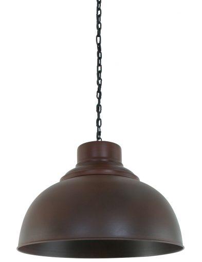 stoere-eettafellamp-bruin-hanglamp