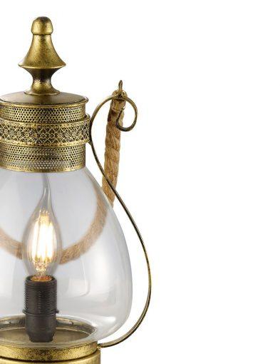 tafellampje-brons-landelijk-touw
