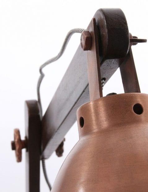 tandwiel_koper_lamp