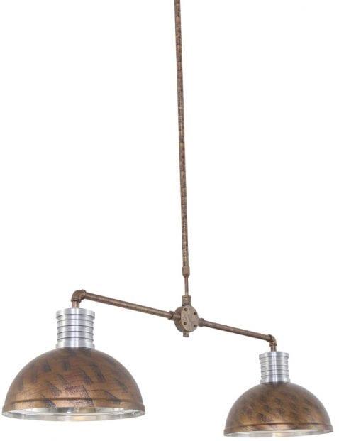 tweelichts-bruine-hanglamp-brooklyn-steinhauer