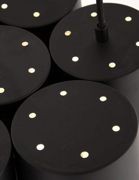 unieke-hanglamp-7-lichts-zwart-aster