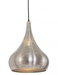 unieke-hanglamp-sfeervol-honderden-gaatjes