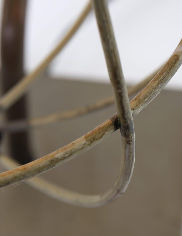 Draden lantaarnlamp Light &Living Hidde antiek tin