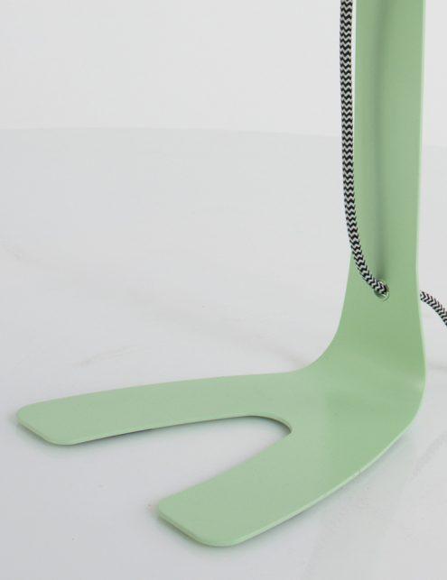 voet-barefoot-leitmotiv-groen-pastelgroen