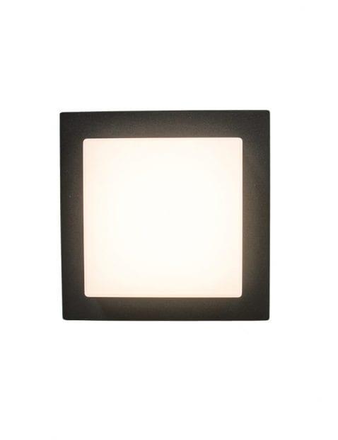 wand-plafond-lamp-modern-zwart_1