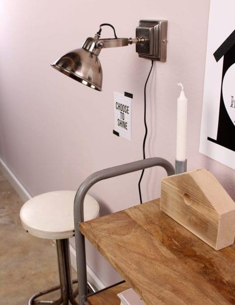wandlamp-metaal