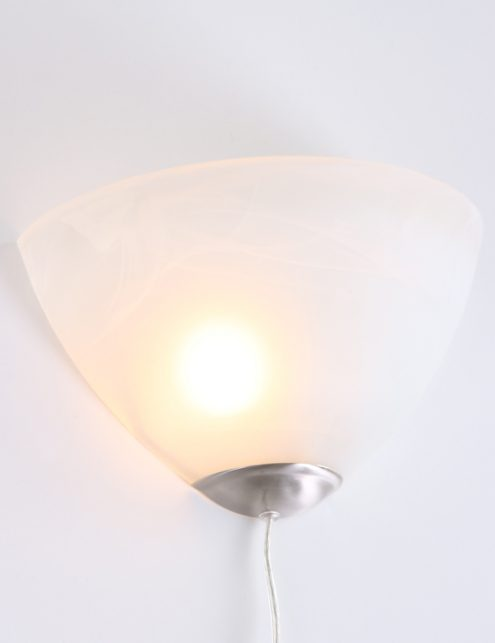 wandlamp_staal_glas