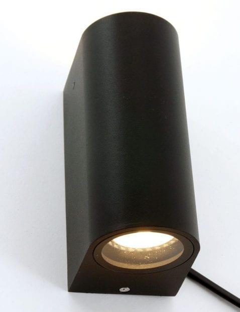 wandlamp_zwart_buiten
