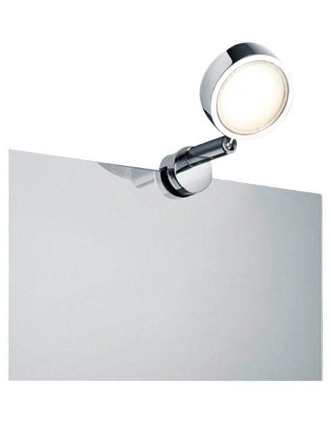 wandlampje-staal-rondvormig