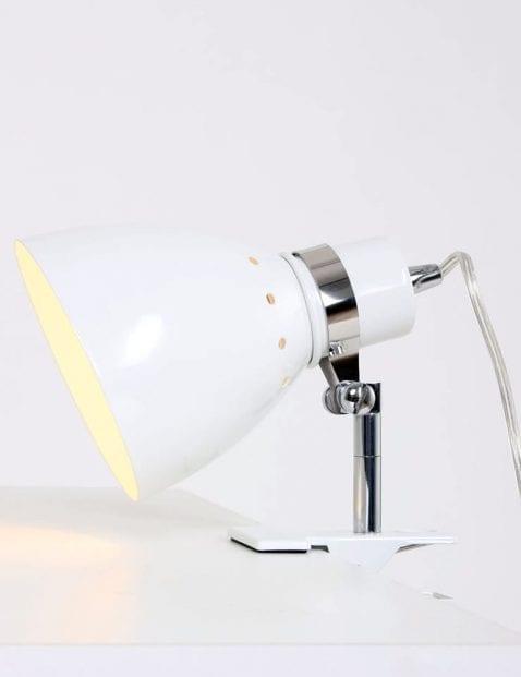 wit-bedlampje