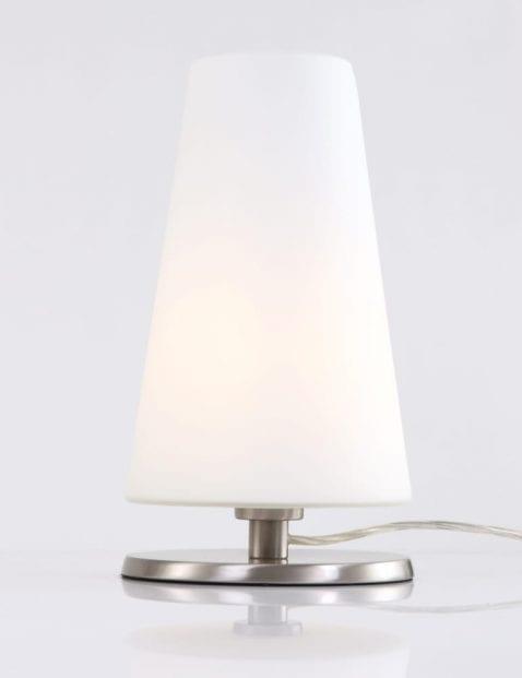 wit-met-stalen-tafellamp-touch