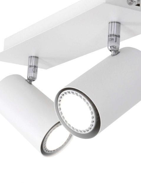 witte-2-lichts-plafondspot