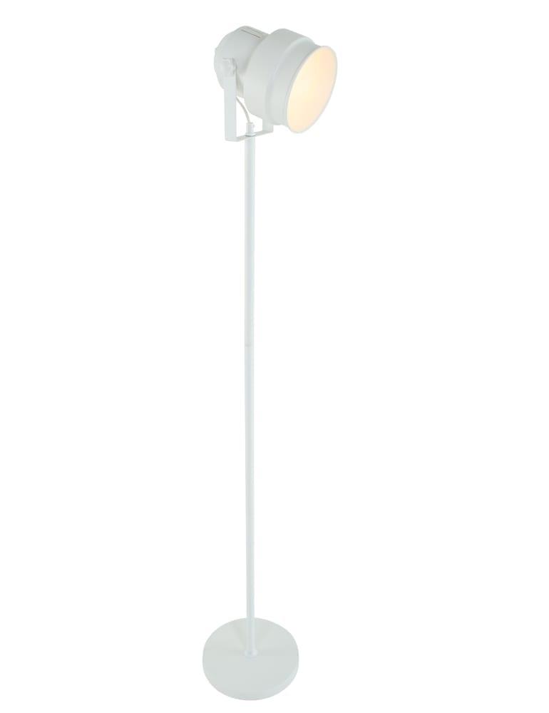 Witte Staande Lamp.Scandinavische Staande Lamp Leitmotiv Studio Wit 150 Cm