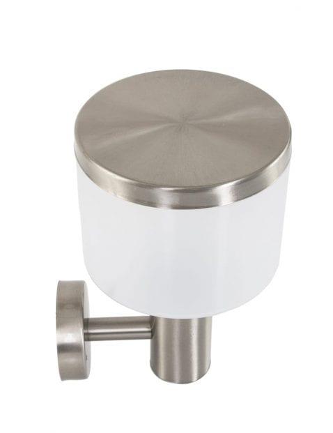 zilver-badkamerlampje